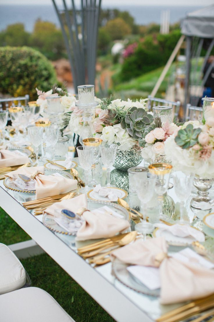This Greek Wedding Is Total Floral Goals