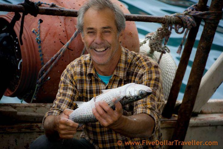 Unexplored Greece: Fisherman, Parga