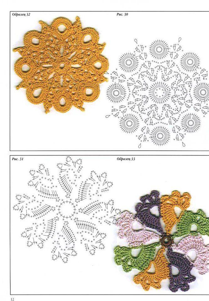 crochet patterns | LiveInternet - Russian Service Online Diaries