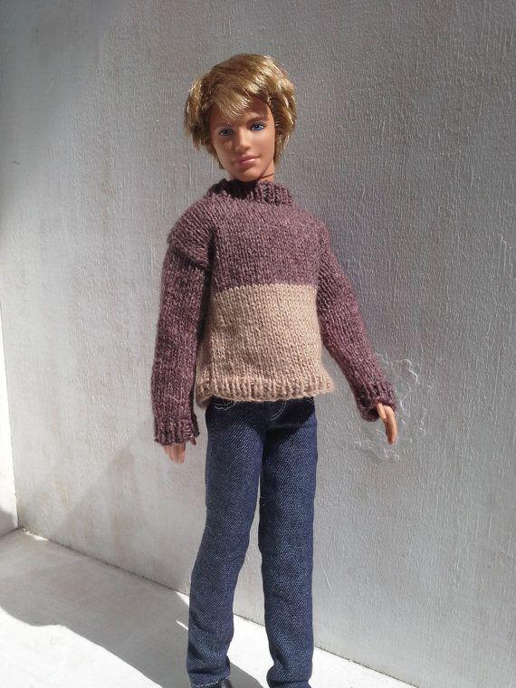 11 best Ken and friends images on Pinterest | Pullover, Barbie und Mütze