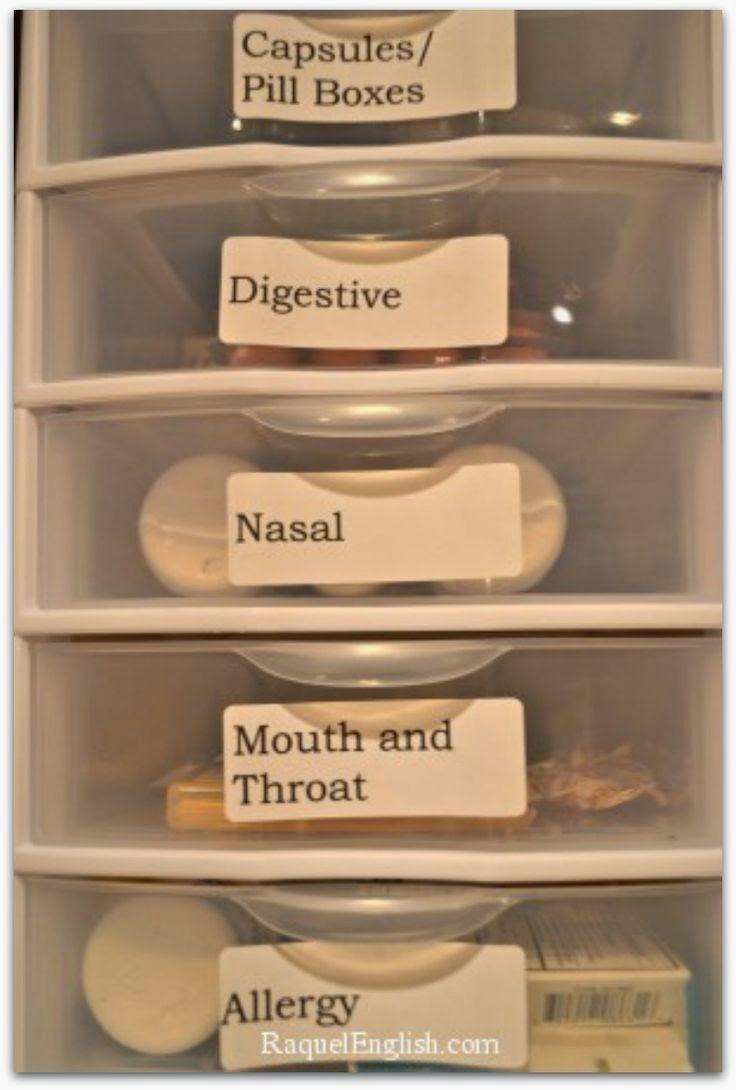 1000 idées sur le thème tiroirs de rangement en plastique sur ...