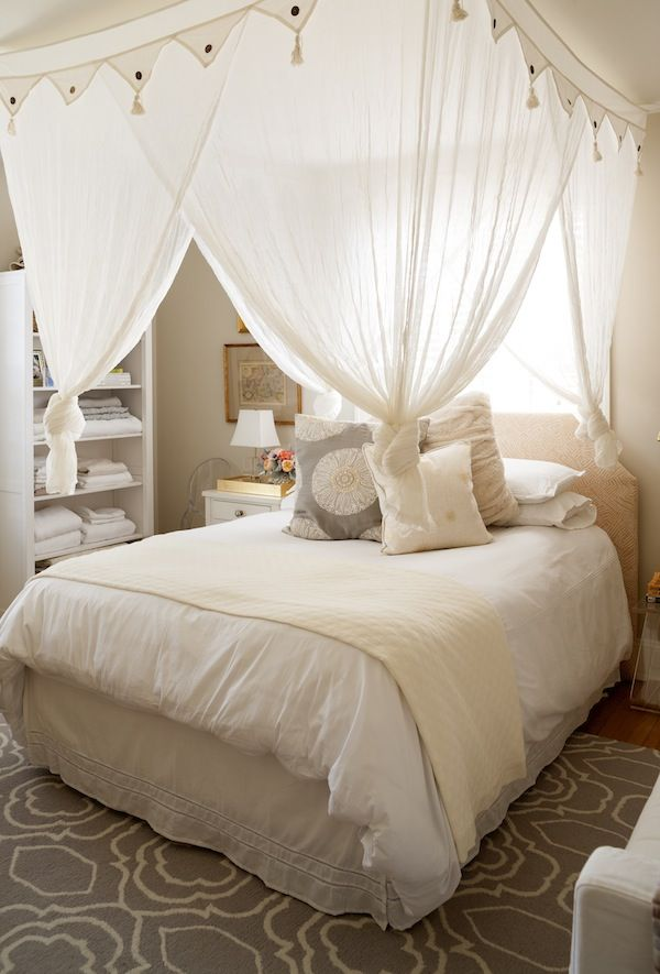 Canopy Bedroom best 25+ canopy bed curtains ideas on pinterest | bed curtains