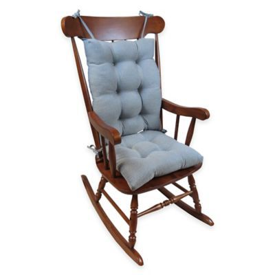 ... rocking chair pad set bedbathandbeyond com more rocker extra large