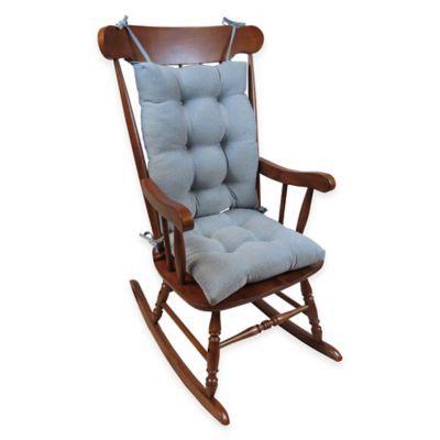 ... rocking chair pad set bedbathandbeyond com more rocker extra large