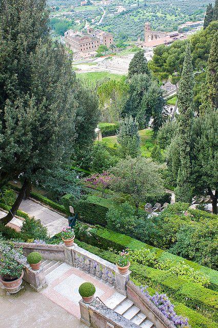 Villa d'Este, Tivoli, Italia | Flickr - Photo Sharing!