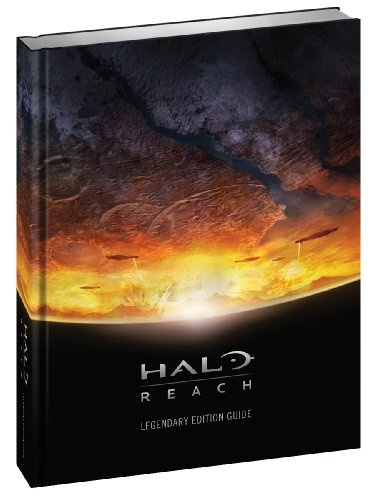 Halo Reach Strategy Guide  (Legendary Edition Video Game Guides)