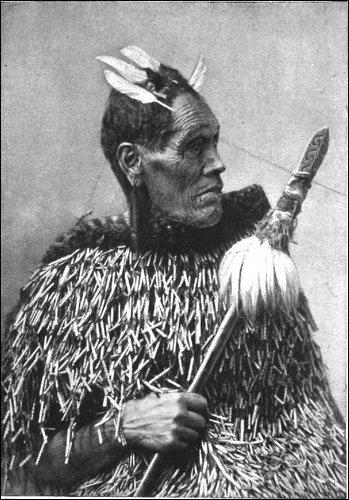 Te Kooti Arikirangi Te Turuki - Maori Resistance Leader and founder of the Ringatu Church