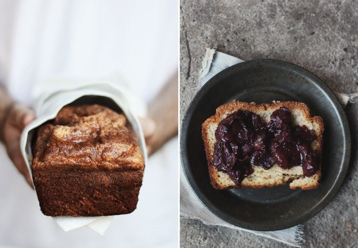 Cashew brioche with spiced mucadine preserves! This looks INCREDIBLE, and it's SCD legal!