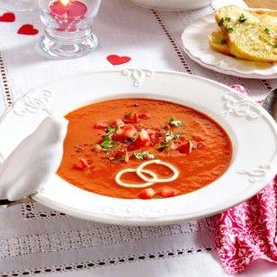 Ein romantisches Candle-Light-Dinner zu zweit ist immer ein unvergessliches Ereignis. Die schönsten Rezepte!