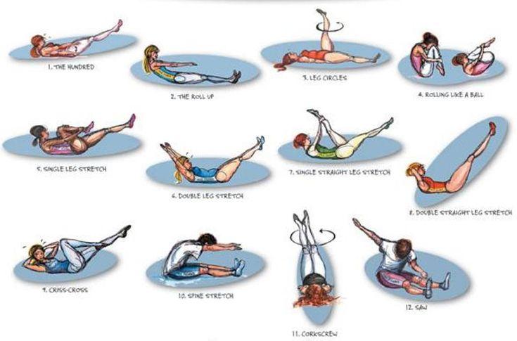 winsor pilates every damn day
