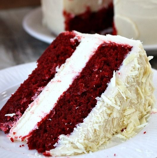 Red Velvet Cake Bitter Aftertaste