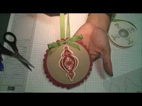 Este video te muestra como hacer en una sola pieza un - Como decorar un arbol de navidad ...