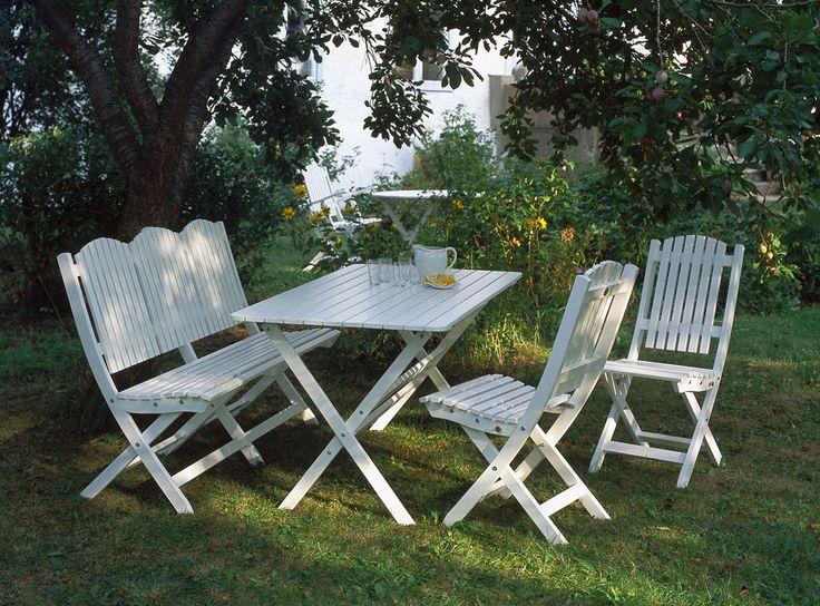 Slite - Klassiska trädgårdsmöbler - Guteform