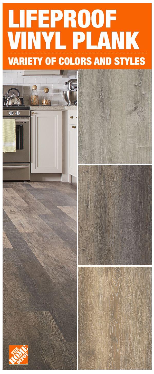 Lifeproof Vinyl Plank Flooring House Flooring Vinyl Plank