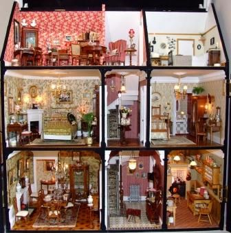 Awesome Welcome To Victoriana   The Winning Dolls House Of Jose Aleson | Features |  Collectors Club