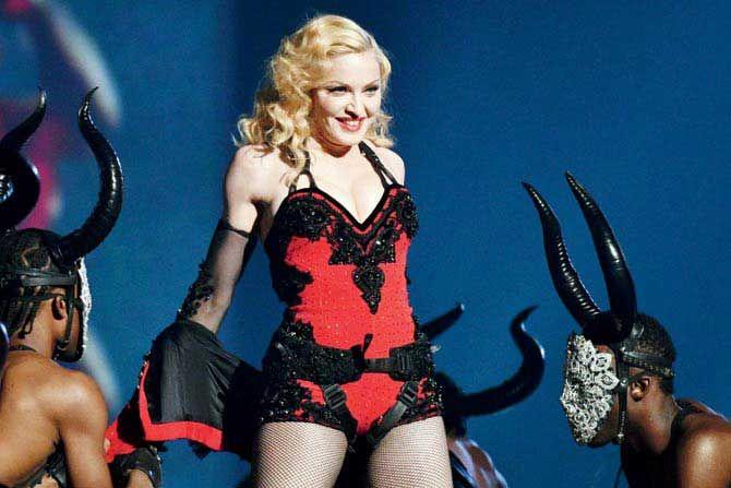 Madonna Gypsy Theme Birthday Party On the Air - IndiaShor.com