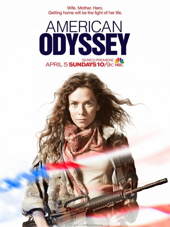 Click to View Extra Large Poster Image for American Odyssey