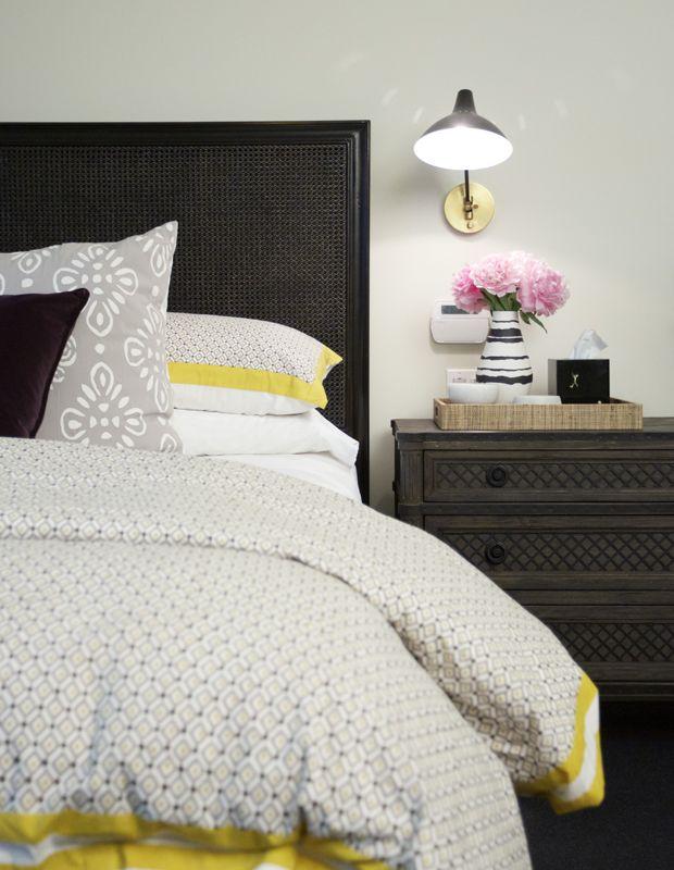 Marilyn Denis's Boho-Modern Bedroom Makeover