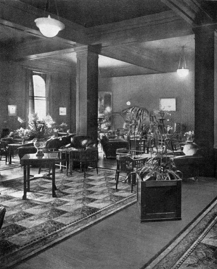 #history #hotelwindsormelb #melbourne The Lounge