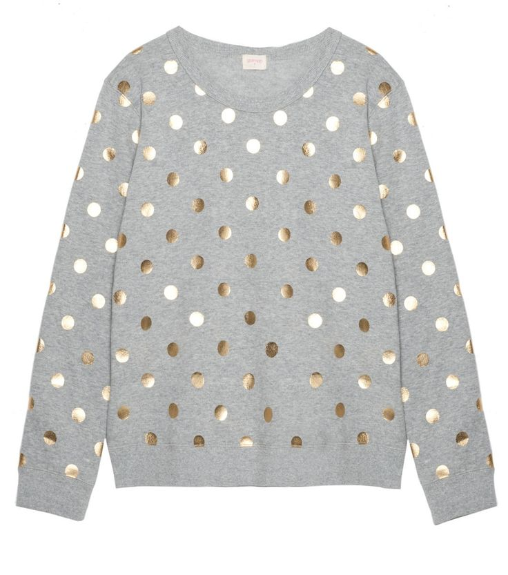 Gorman Online :: Gold Dot Sweater - All - Clothing
