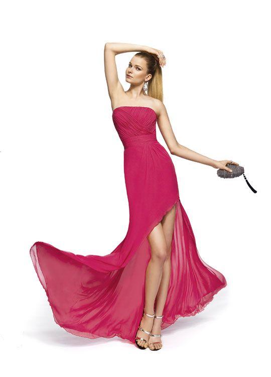 Vestidos de fiesta Pronovias 2013