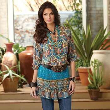 Ladies Western Wear-Women's Western Wear-Cowgirl Apparel-Cowgirl Clothes CrowsNestTrading $160.00