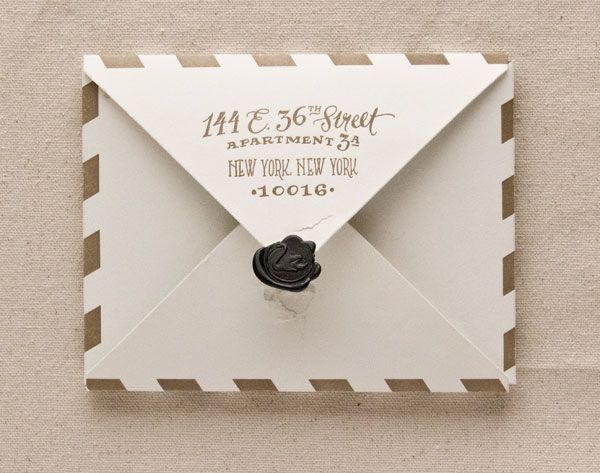 Ali + Zach's Leather and Gold Foil Passport Save The Dates   Ladyfingers Letterpress   Oh So Beautiful Paper