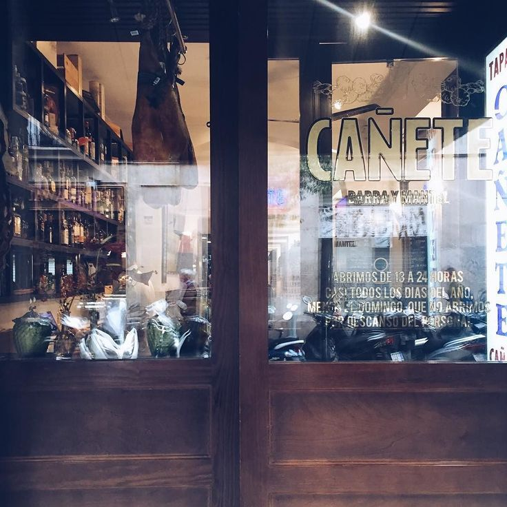 to eat.  Grab a seat at the bar and enjoy some amazing dishes with amazing entertainment!!  #tapas #canete #barcelona #lppcityguidetobarcelona #barcelonacityguide #restaurant #lefooding #IAmTraveler #townske #foodie #foodietravels #munchies #toprestaurant #barcanete #eeeats #tapasbar #ordereverything #askthewaiter