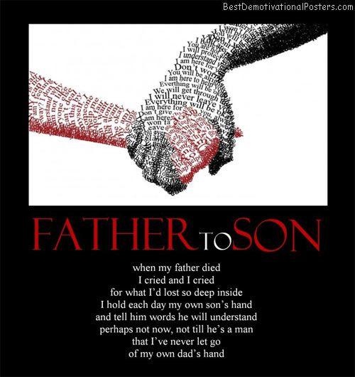 Quotes From A Father To His Son