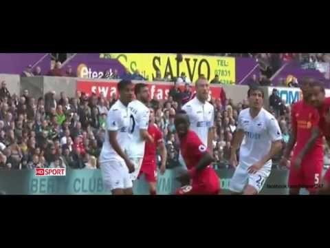 Swansea City vs Liverpool 1-2 All Goals & Highlights 01/10/2016