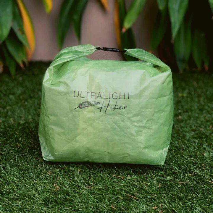 Food bag dyneema ultralight backpacking hiking dry bag