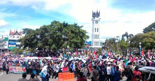 RIBUAN Warga Kabupaten Agam & Bukittinggi Mulai Berangkat Hari Ini ke Jakarta Ikut Aksi 212