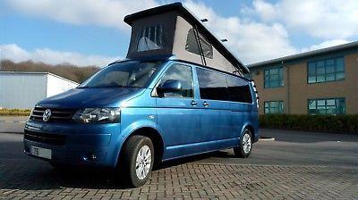 eBay: VW Transporter Campervan T30 LWB 2.0TDI 140PS Tailgate, 2014, 31k miles #vwcamper #vwbus #vw