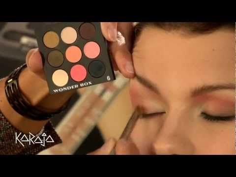 Karaja Make Up - Smokey Collection - Part 1 - YouTube
