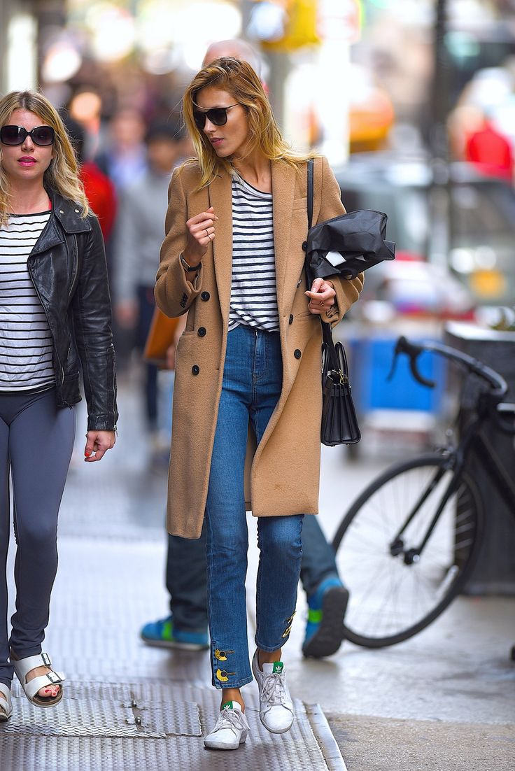 What Does Anja Rubik's Street Style Say About the Future of Saint Laurent?