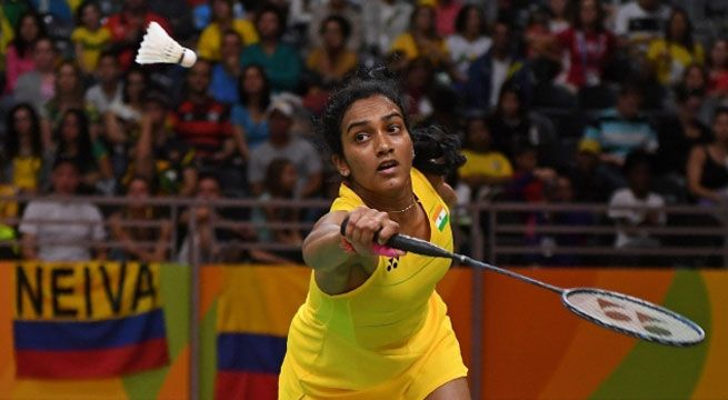 Wuhan: Olympic silver medallist P V Sindhu of India sailed into the quarterfinals of the Badminton Asia Championships with another clinical performance here on Thursday. The Rio Games silver winner easily notched up a 21-14, 21-15 win over unseeded Japanese Aya Ohori in the second round match...