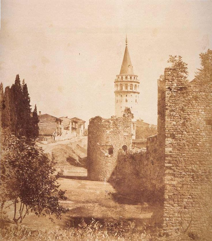 Istanbul, 1850s