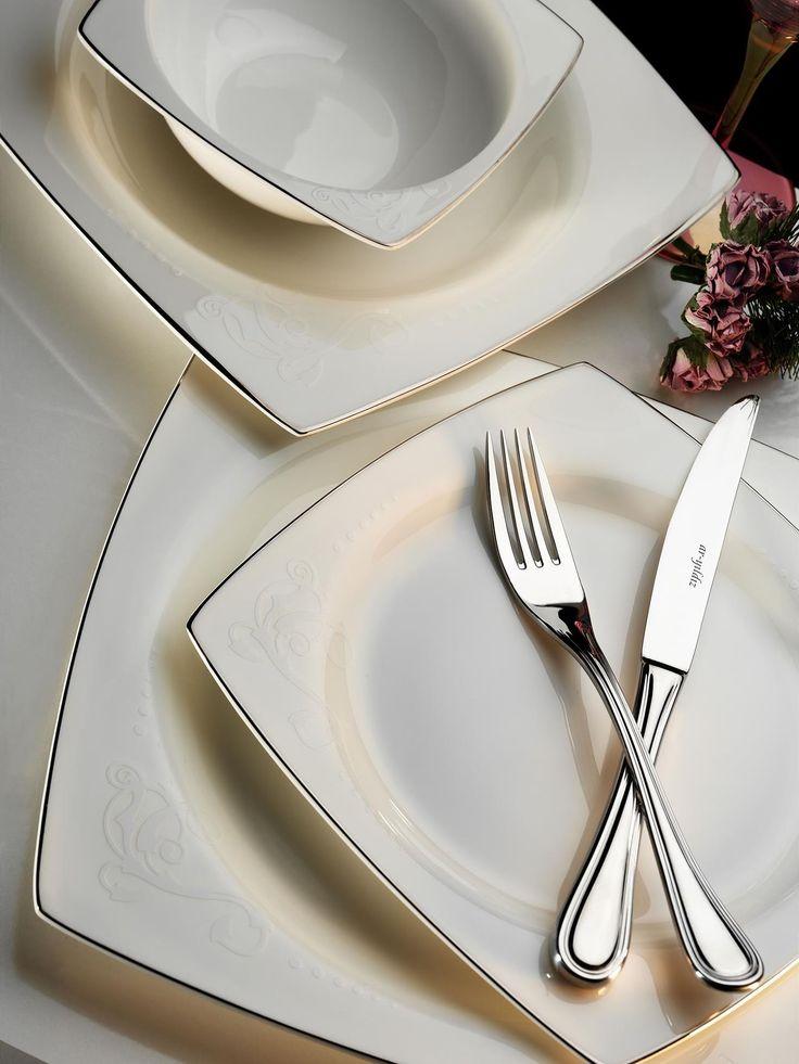 AR 30005 Prestige Bone Porselen Yemek Takımı 84 Parça PORSELEN Yemek Takımları 12 Kişilik AR 30005 Prestige Bone Porselen Yemek Takımı 84 Parça Fiyatları ceyizmekan.com | Çeyiz Mekan