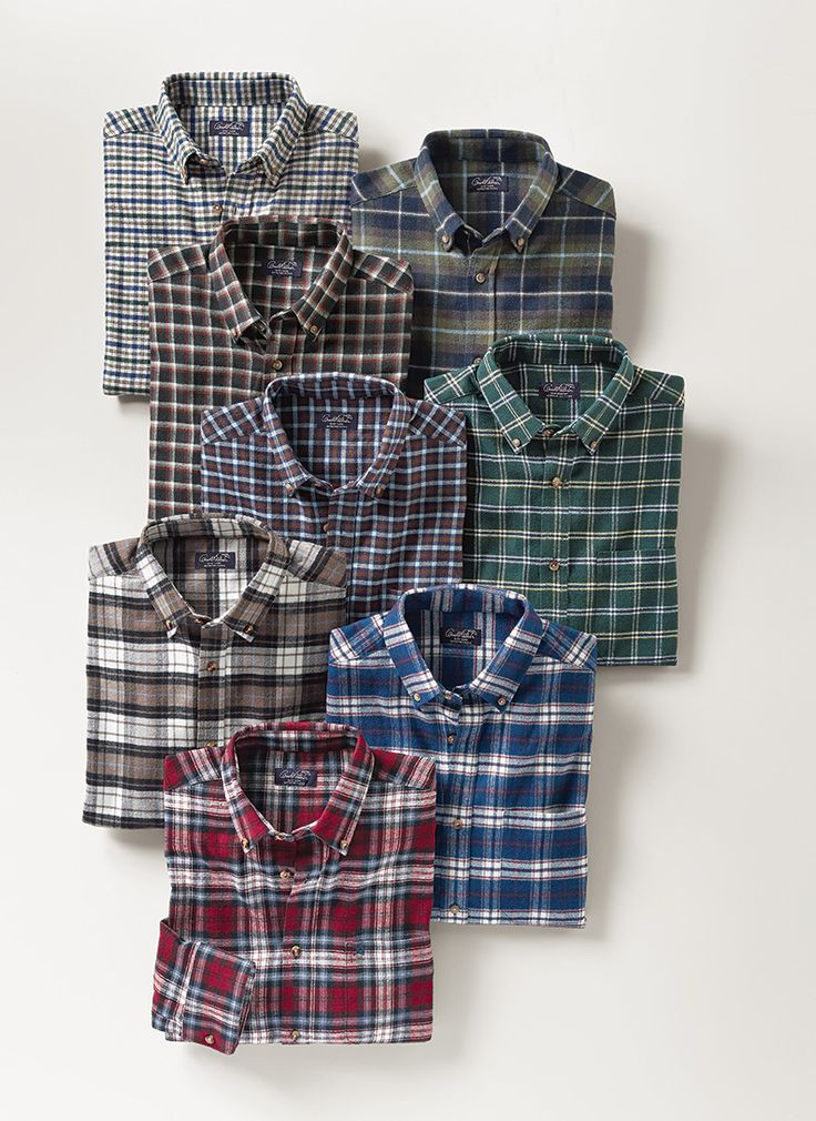 Arnold Palmer™ Men's Flannel Shirt