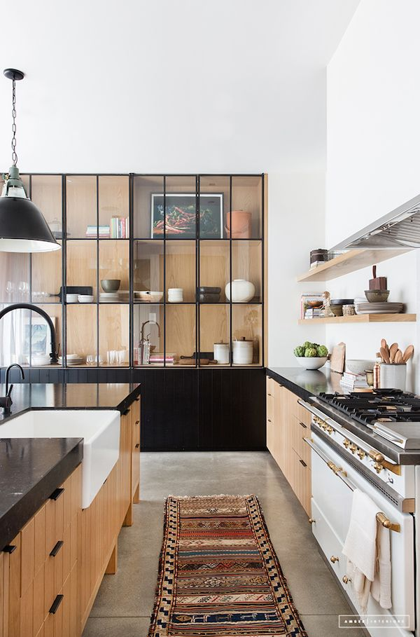 This Stunningly Cool Kitchen Has Officially Set The Bar For Timeless  Kitchen Design. It Combines Modern And Tradition Design To Must See Effect.