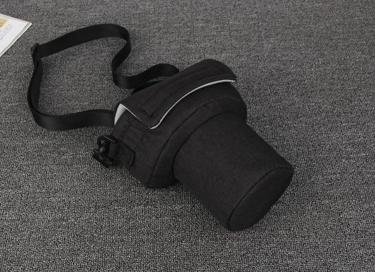 Simple Canon SLR Camera Bag, Photography Bag, Carrying Case For EOS Nikon Pentax Olympus A21