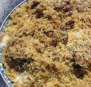 How to make Kabsa ...Saudi Arabian inspiration