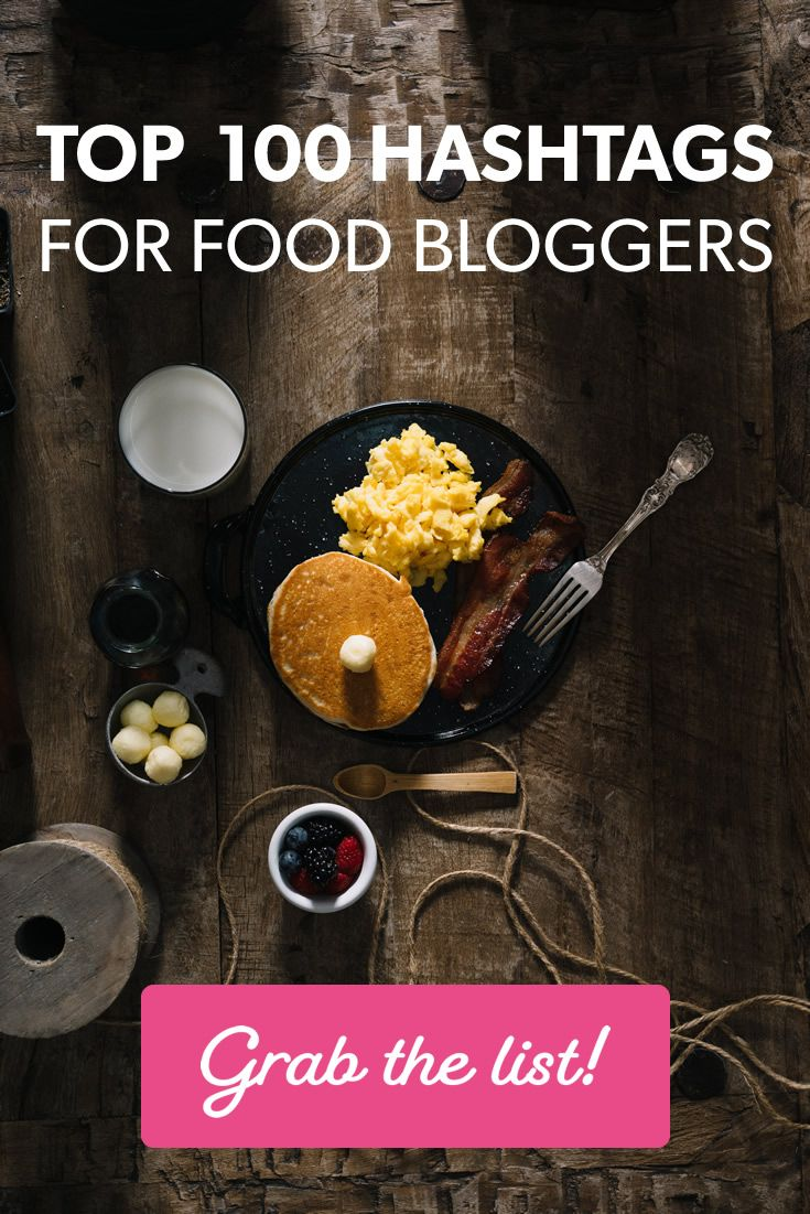 51 best top food bloggers images on pinterest blog designs blog grab the top 100 hashtags for food bloggers on instagram as of october 2016 plus forumfinder Gallery