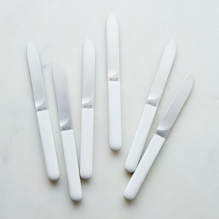 Noé French Table Knives on Food52