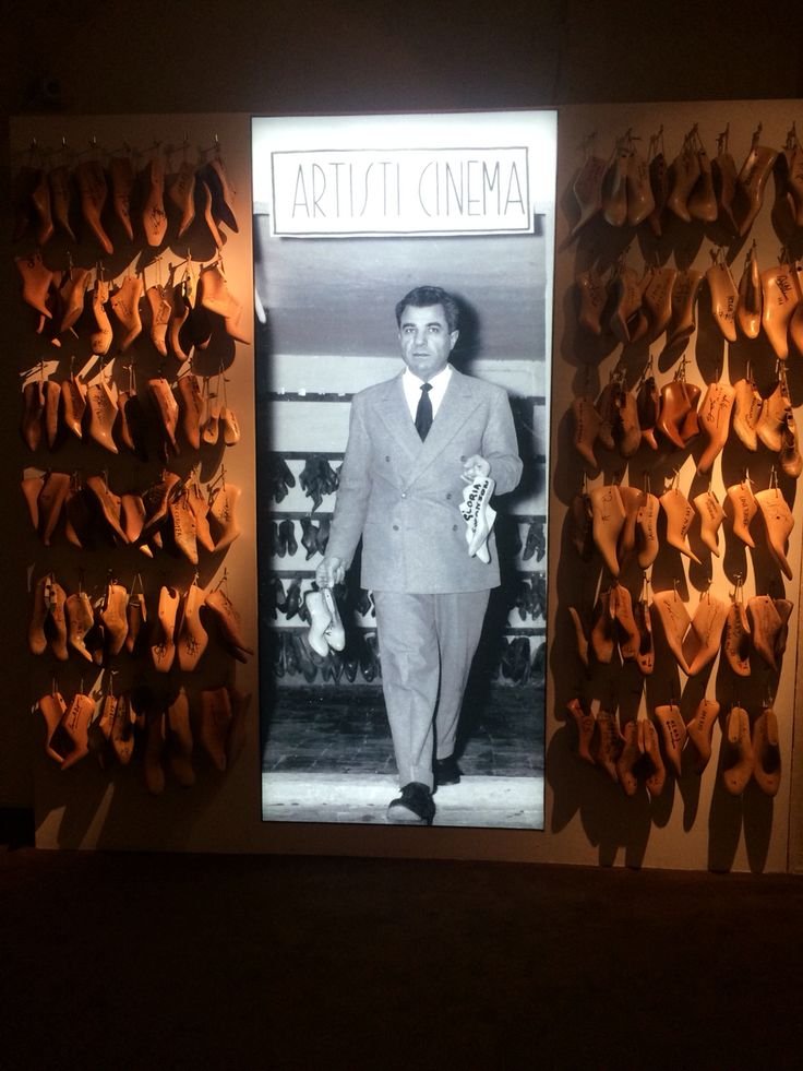 Ferragamo museum, Florence, Italy   March 2015