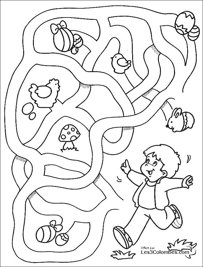 16 Merveilleux Coloriage Labyrinthe Photos En 2020 Jeux Coloriage Coloriage Coloriage Enfant