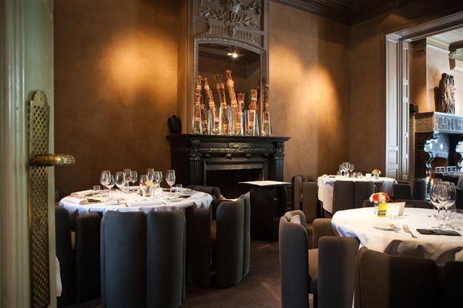 Saint Christophe Restaurant, Courtrai, BE