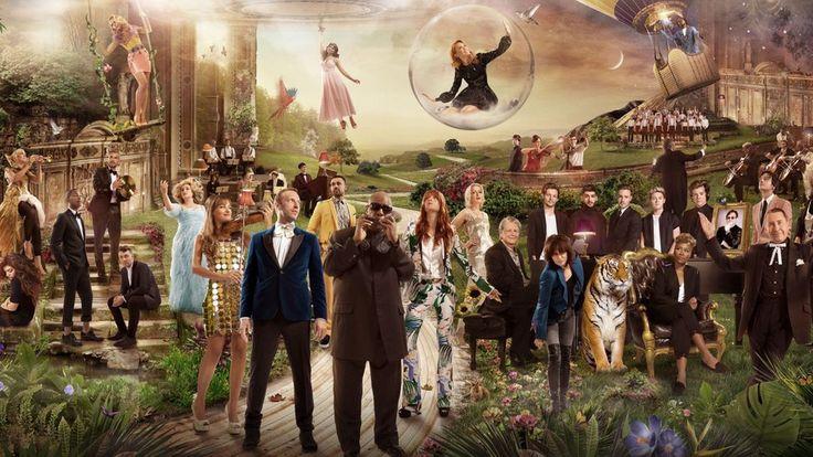 BBC Music picture of all artists . ザ・ビーチ・ボーイズの代表曲「God Only Knows」を、ザ・ビーチ・ボーイズのブライアン・ウィルソンを始め、フー・ファイターズのデイヴ・グロールやコールドプレイのクリス・マーティン、スティーヴィー・ワンダーやファレルなど、幅広い世代に人気のアーティストがThe BBC Concert Orchestraと共にカバーしている .