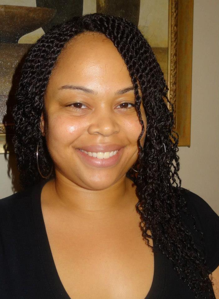 C Natural Hair Weave Braids