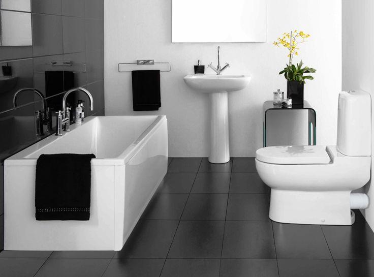 273 best bathroom ideas images on pinterest | bathroom ideas